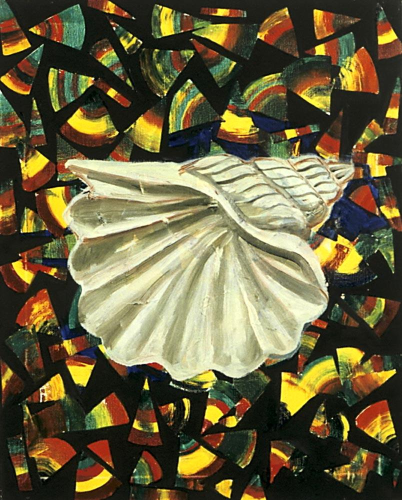 Erindringer, 70x57, 1990-92