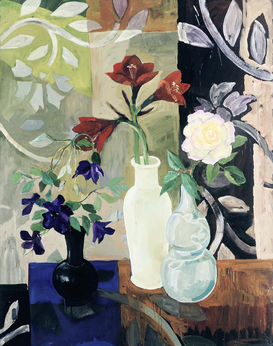 La vie en rose, 170x130, 1998