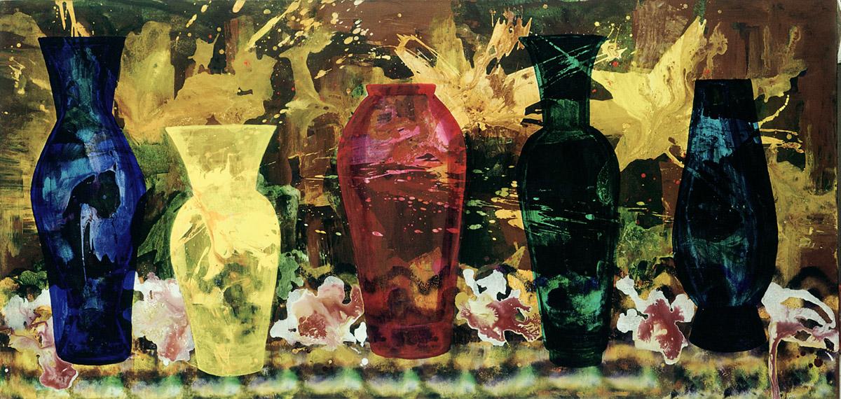 Tantaliske kvaler, 120x250, 2000