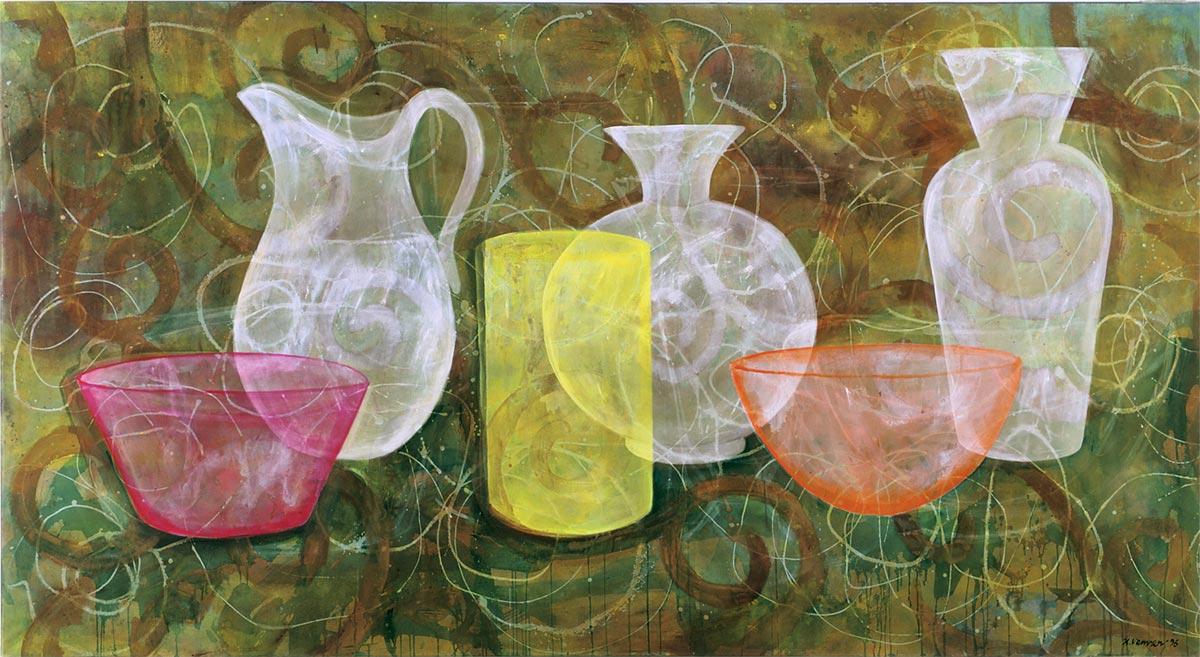 Transparent,135x250, 1996